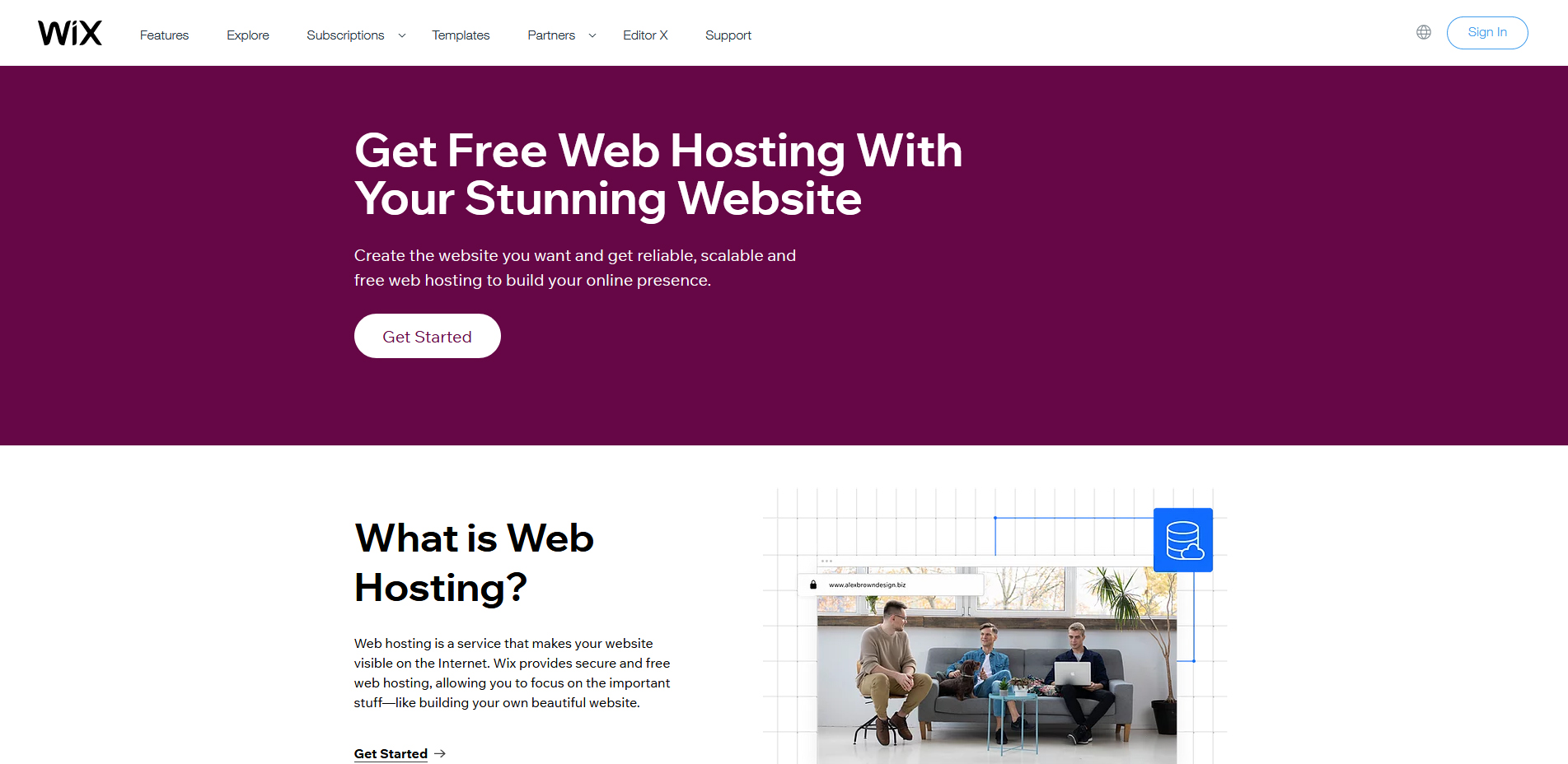 Wix Hosting Review